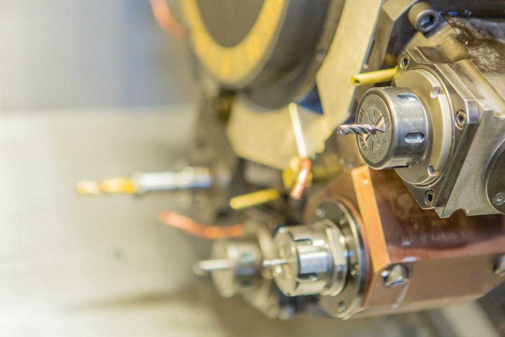CNC LATHE - Reed's Precision Machine