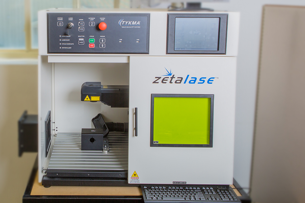 Latest Technology in Laser etching